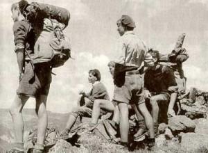 La jeunesse bundisch (en vente) dans Livres wandervoegelgbm3-300x220