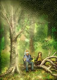 Prière des dieux Celtes dans Chants et Poèmes images