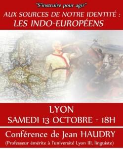 Conférence à Terre et Peuple par le GUD Lyon: Les indo-Européens dans Nos actions photo1-249x300