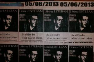 Collage du VPFC en soutien à Esteban dans Nos actions 10-300x199